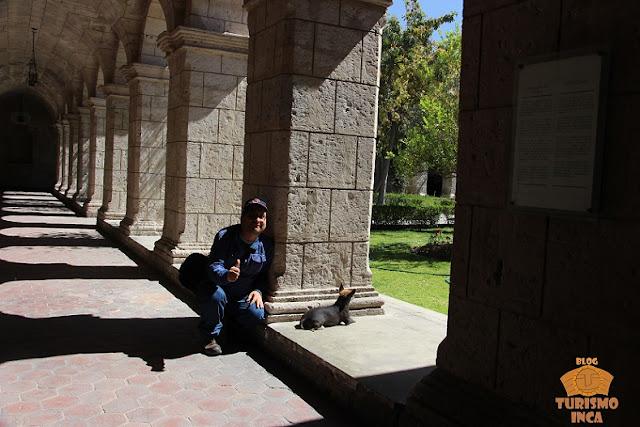 Convento de Santa Teresa Arequipa