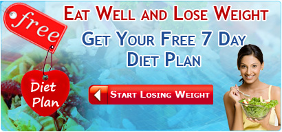 Free Weight Loss Diet Plan :  How to Loose Weight