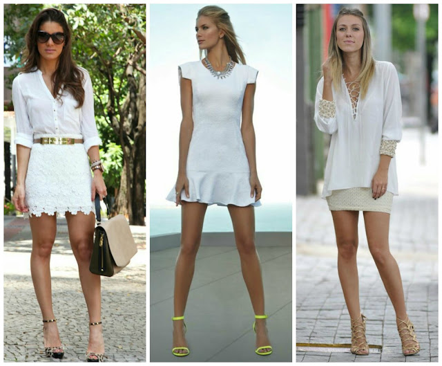 Look Branco Total: Inspire-se e arrase no Réveillon!