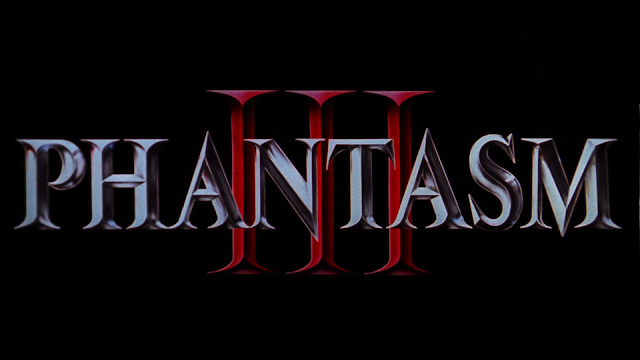 phantasm III title card