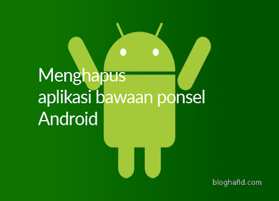 Bloatware Android