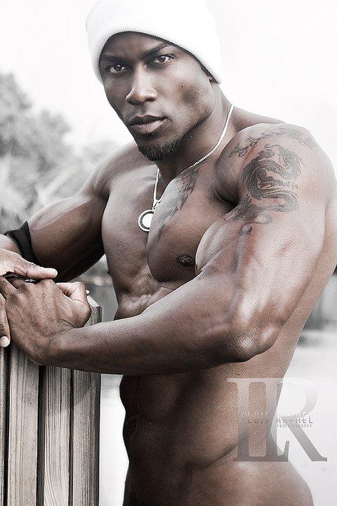 Hot black guys