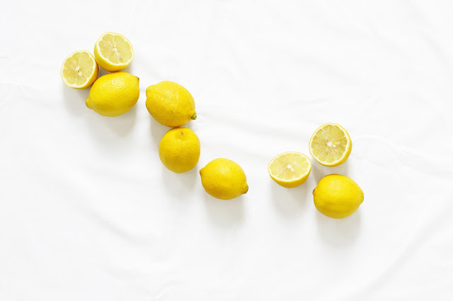 lemon best natural whitening agent for skin discolouration and for health