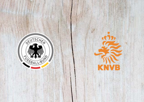 Germany vs Netherlands Full Match & Highlights 19 November 2018