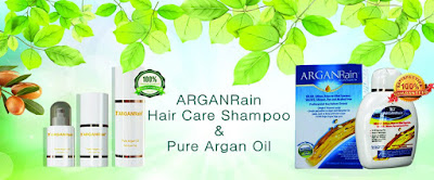 Natural Arganrain Products
