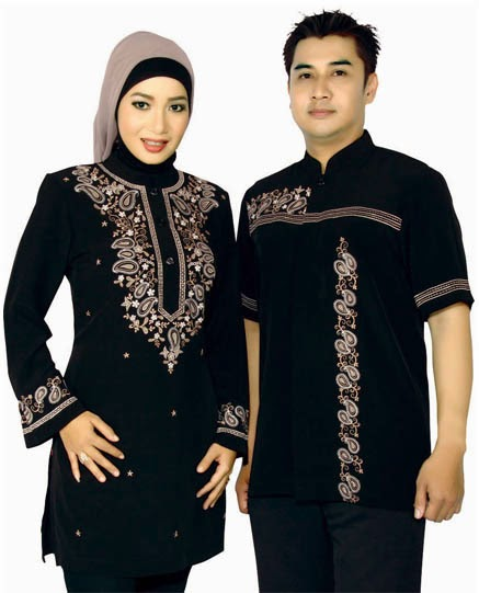 Trend Fashion Baju Muslim Couple Resmi