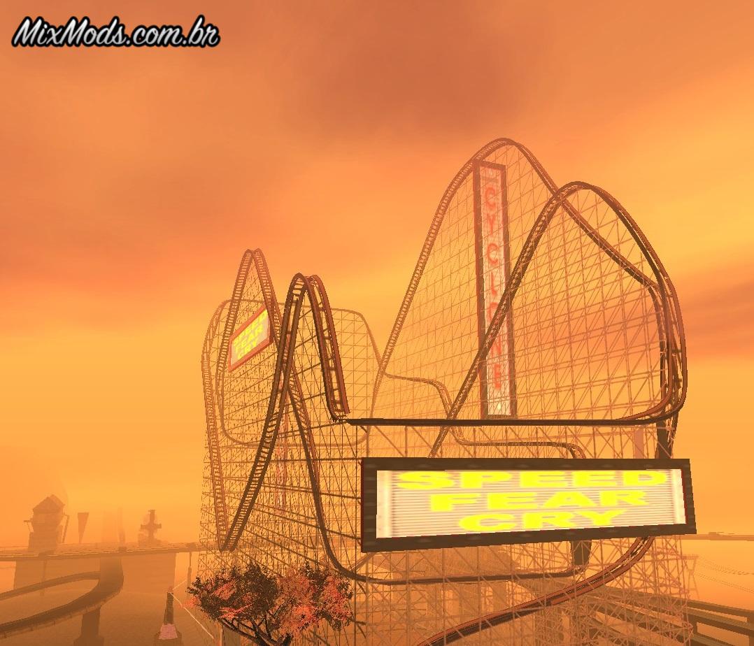 Download alien city mod for gta sa