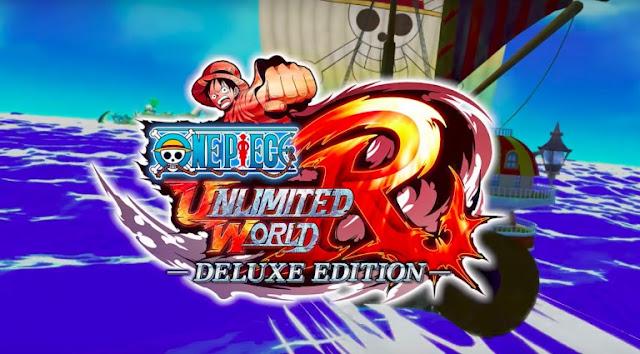 الريماستر One Piece Unlimited World Red Deluxe أصبح متوفر الأن على هذه الأجهزة ...