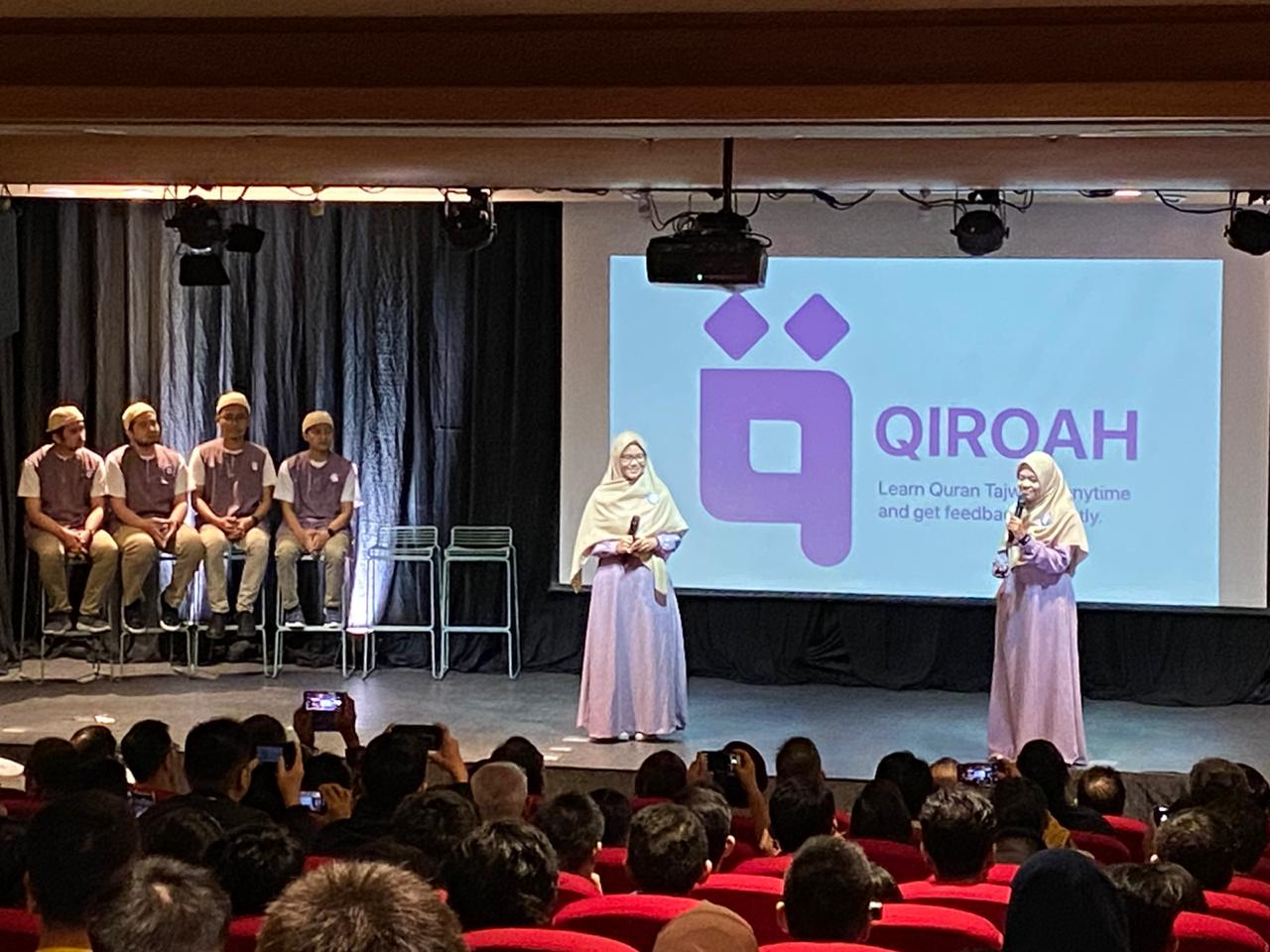 Ratusan Talenta Muda Digital Lulus dari Apple Developer Academy di BSD City Salah satu Lulusannya Membuat Aplikasi Qiroah
