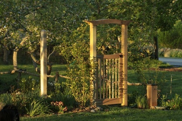 Garden Gate Build Yourself Ideas To Build
