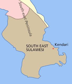 Southeast Sulawesi