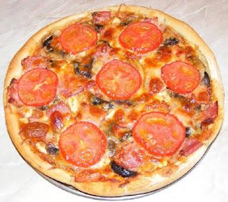 retete pizza de casa cu aluat pufos,