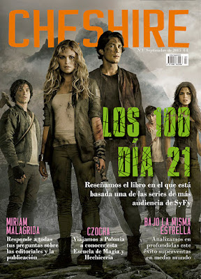 ¡¡Una revista juvenil apareció!!
