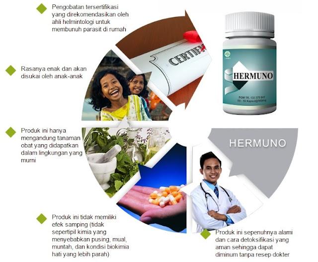 Keungulan Produk Hermuno Intoxic