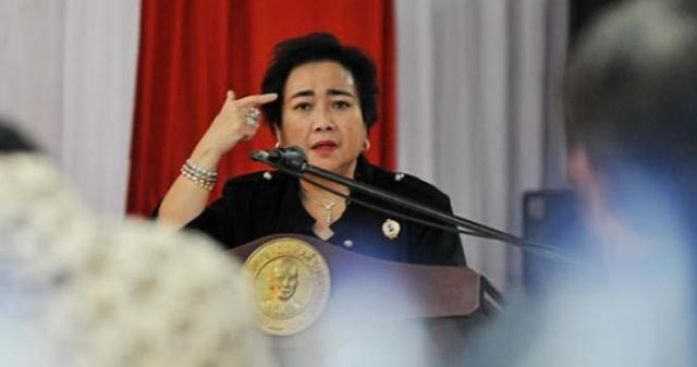 Sambil Menangis, Rachmawati Serukan Ahok Harus Dipenjara dan Tuntut SI MPR