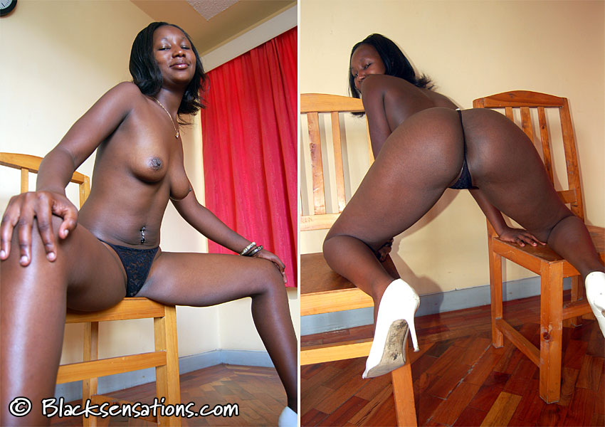 Congratulate, you Kenyan lady nude in public good phrase