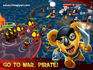 Tropical Wars Android