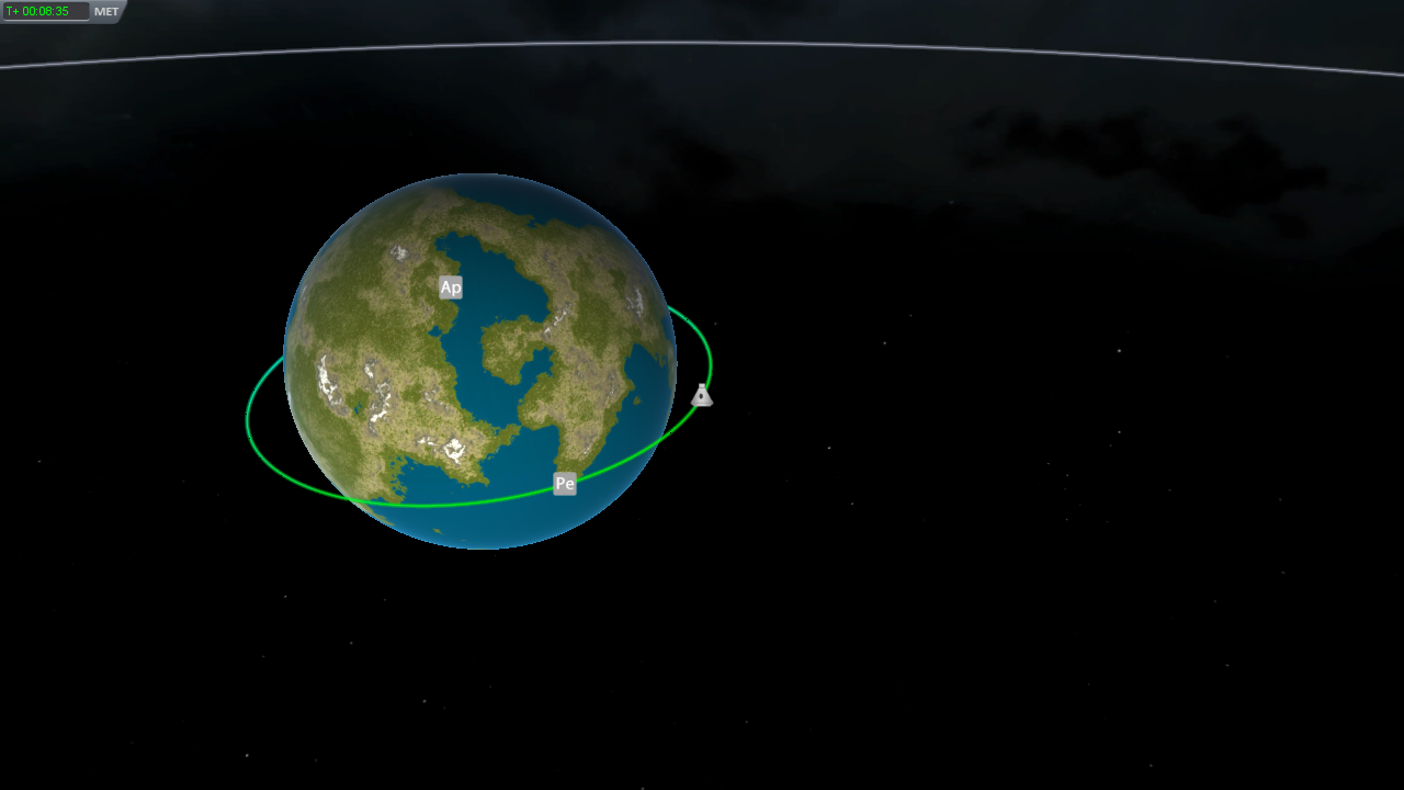 To The Mun And Back: Part 2 | Kerbal Space Program Blog