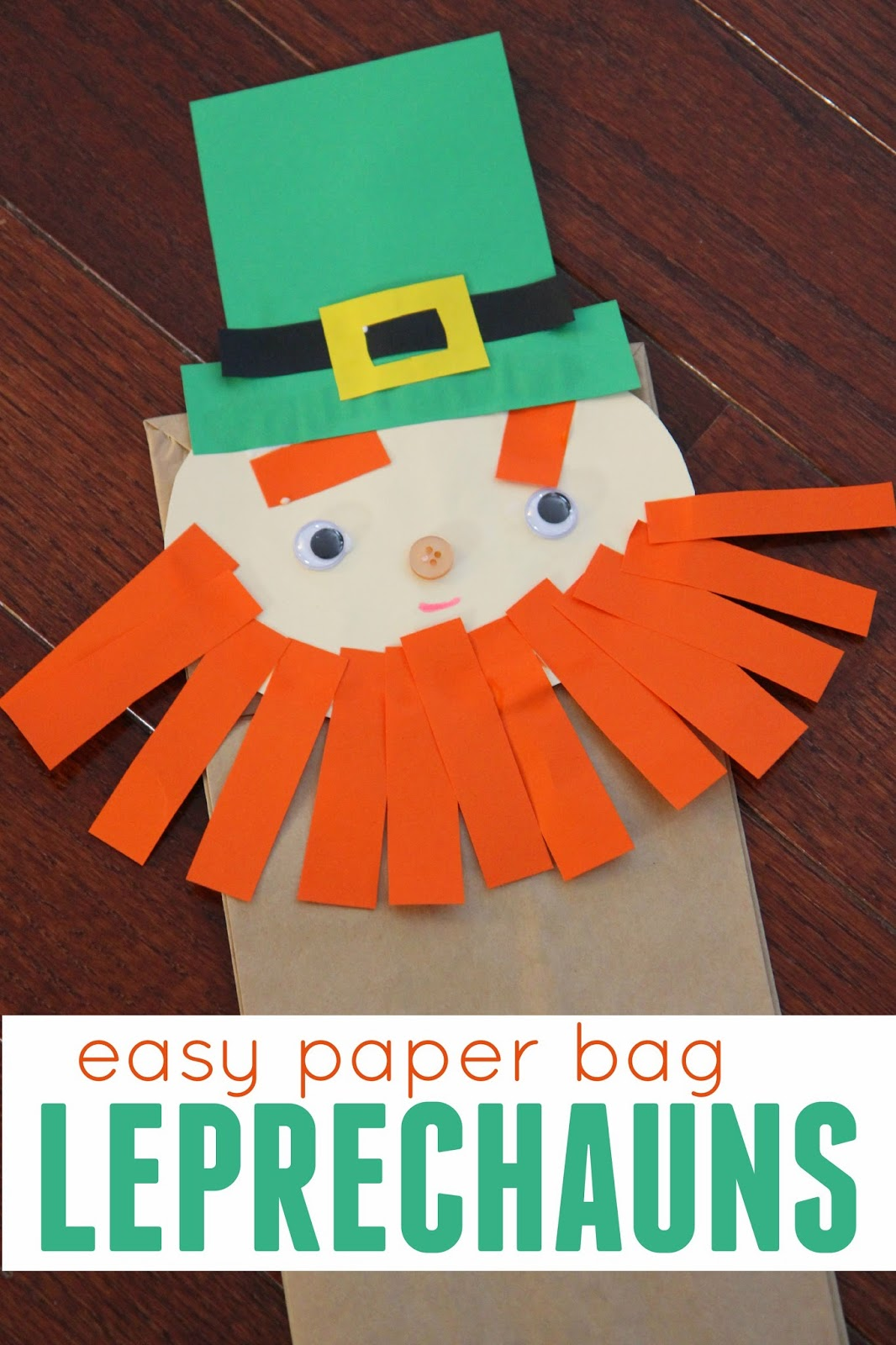 Toddler Approved!: 8 Easy St. Patrick's Day Crafts for Kids