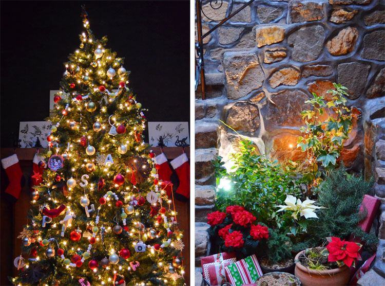 Christmas at Stonecrest for A Nest for All Seasons