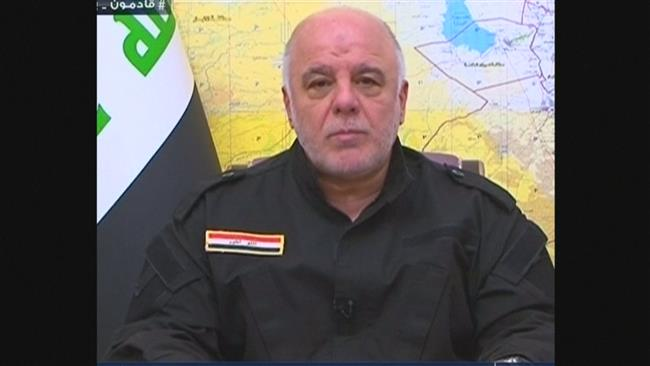 Iraqi Prime Minister Haider al-Abadi announces start of Tal Afar liberation operation