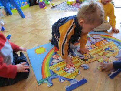 Mente activa en niños