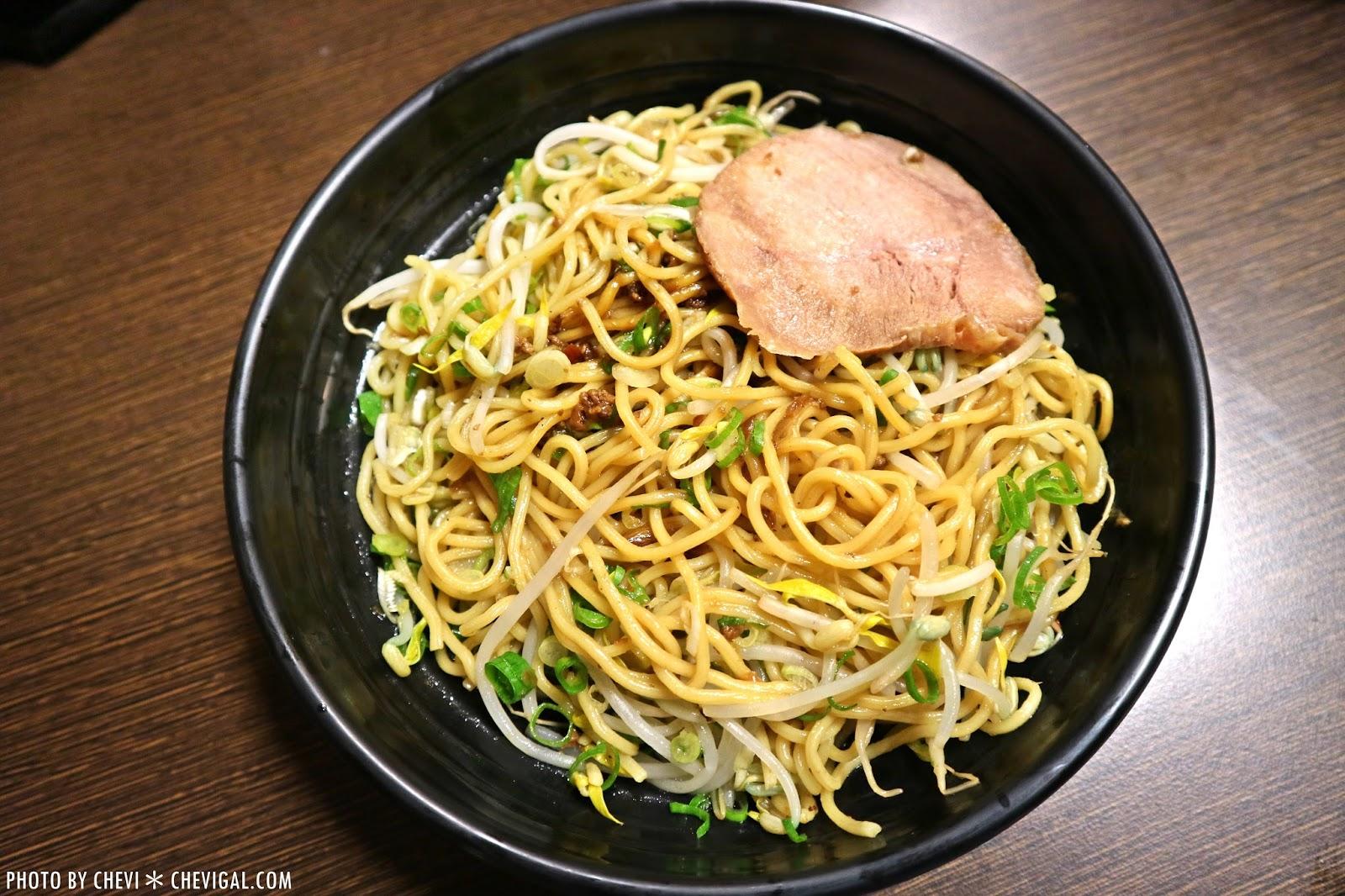 IMG 9605 - 台中烏日│東京屋台拉麵-烏日店。鵝蛋溏心蛋的巨蛋拉麵好特別。平價餐點口味還不錯