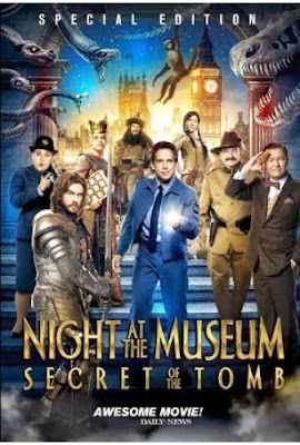 Film Night At The Meseum Secret Of The Tomb (2014)