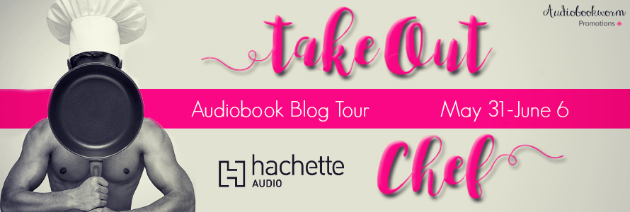 Guilty Indulgence: Audiobook Blog Tour - #Take Out Chef
