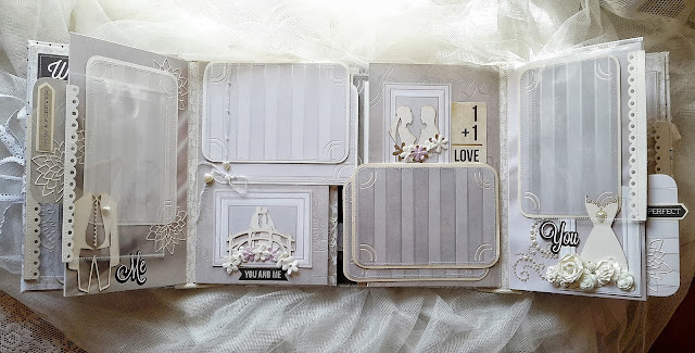 #scrapbooking#scrap#album#wedding#