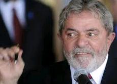 former Brazilian President Luis Inácio Lula