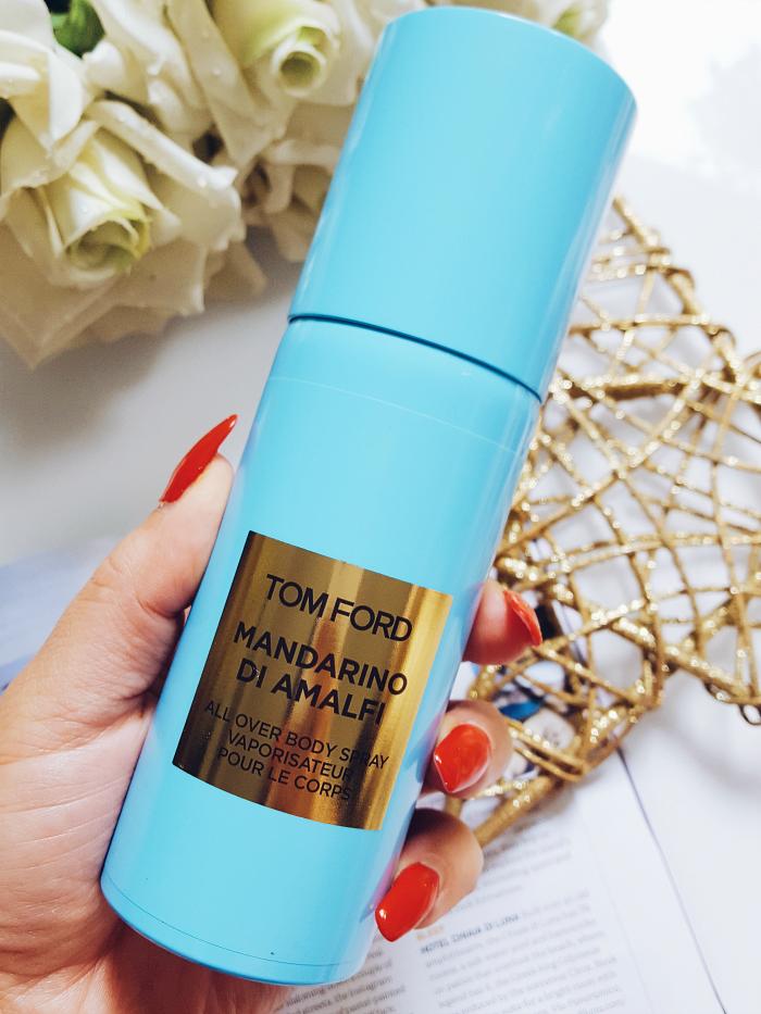 Tom Ford Private Blend - Mandarino di Amalfi All Over Body Spray 2