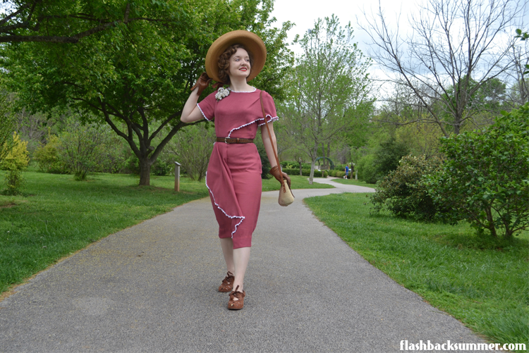 Flashback Summer: Easter Spring Dress 2017