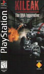 Kileak - The DNA Imperative - PS1 - ISOs Download