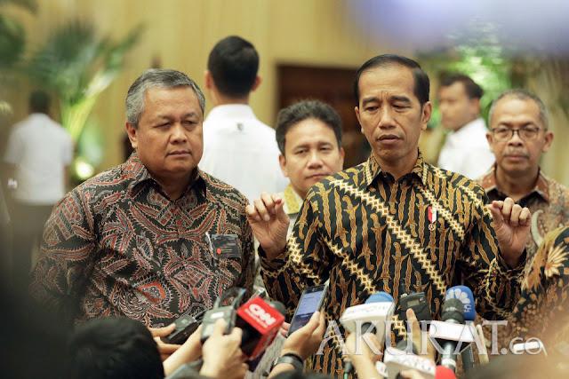 Presiden Jokowi Ingin Hilirisasi dan Industrialisasi Digenjot