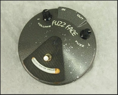Vintage dallas arbiter fuzz face