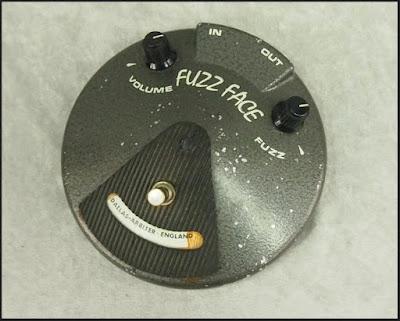 Dallas Arbiter England - Fuzz Face-Vi69DallasFuzzFace