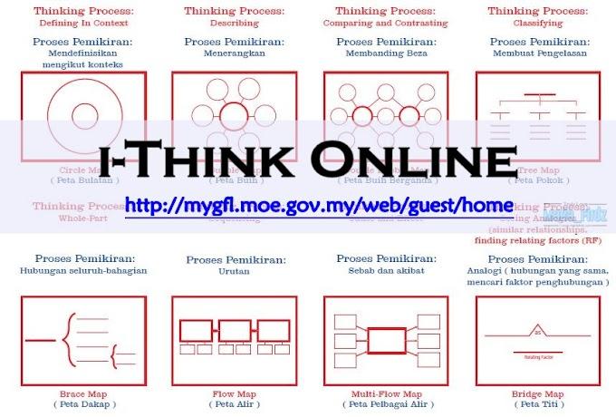 i-Think Online Dilancarkan Semula Untuk Kursus Online Cikgu!