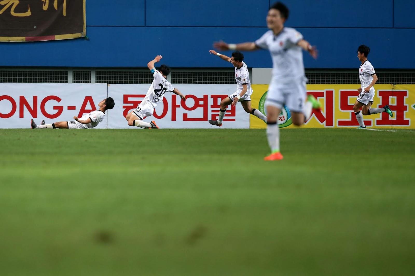 Playoff Writers' Chat: Daejeon Citizen vs Gwangju FC K League 2 Na Sangho