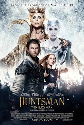 The Huntsman Winter's War 2016 HC HDRip 480p 300mb hollywood movie Huntsman Winter's 300mb 480p compressed small size HDrip free download or watch online at https://world4ufree.ws