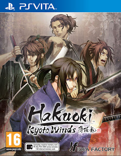 Hakuoki, Kyoto Winds