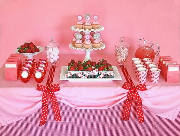 Themed Wedding Shower Ideas