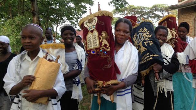 Comunidad Judía de Uganda