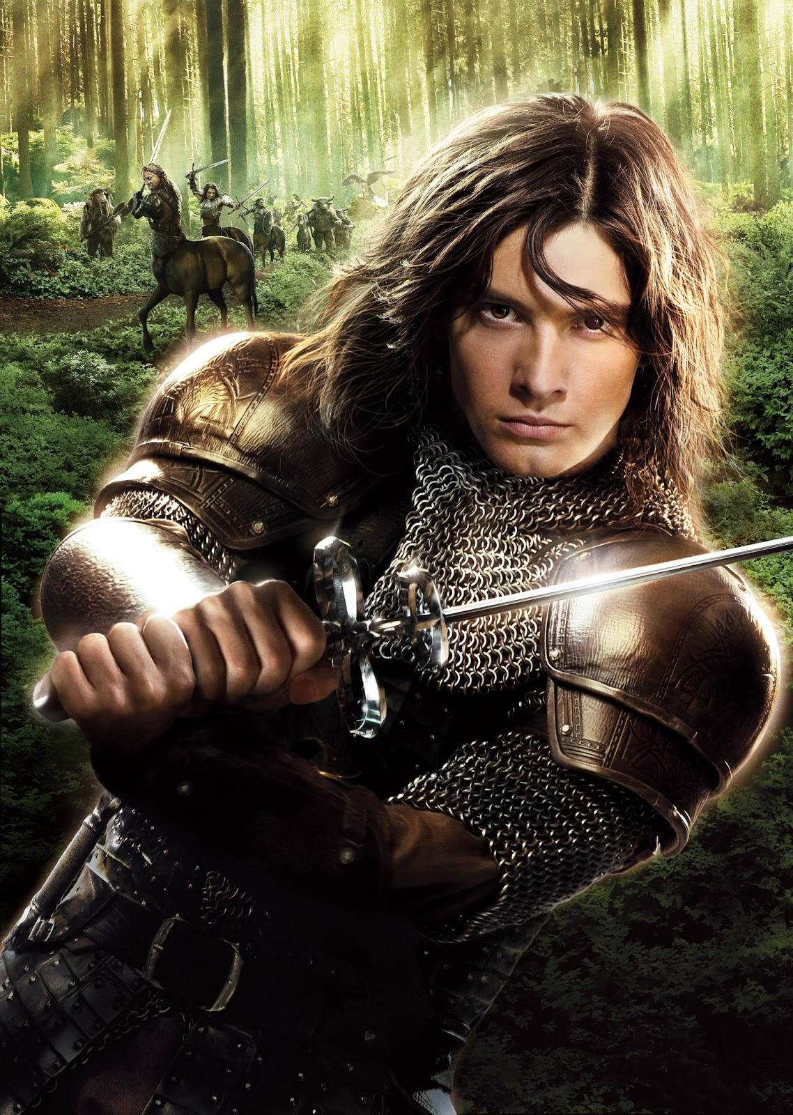 Viste las Crónicas de Narnia? Así luce el 'Príncipe Caspian' tras ...