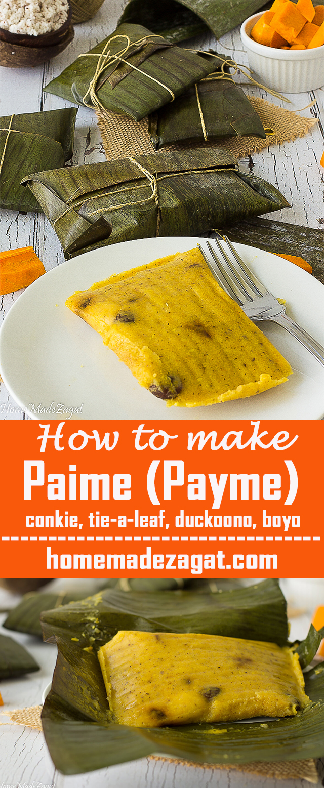 How to make Paime