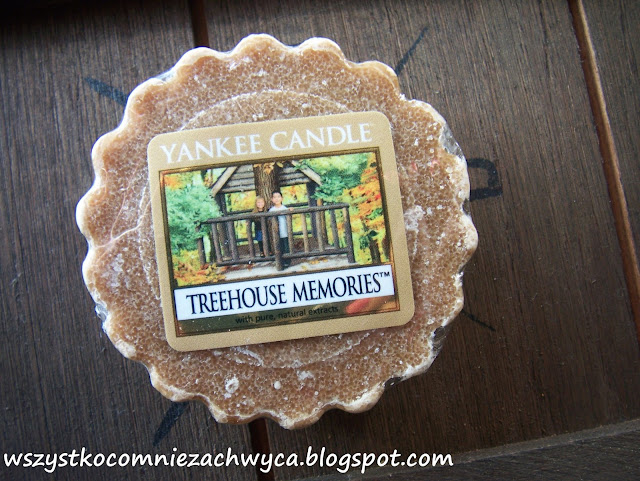 Yankee Candle,  Treehouse Memories