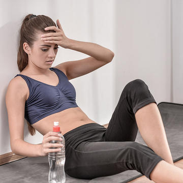 Why Some Workouts Make You Feel Like Throwing Up