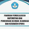 Panduan Pembelajaran Matematika dan PJOK SD/MI Tahun 2017/2018