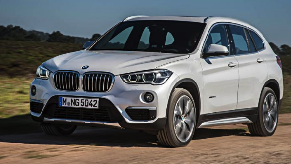 2017 BMW X1 and 2017 BMW 2 Series Earn IIHS Top Safety Pick Review