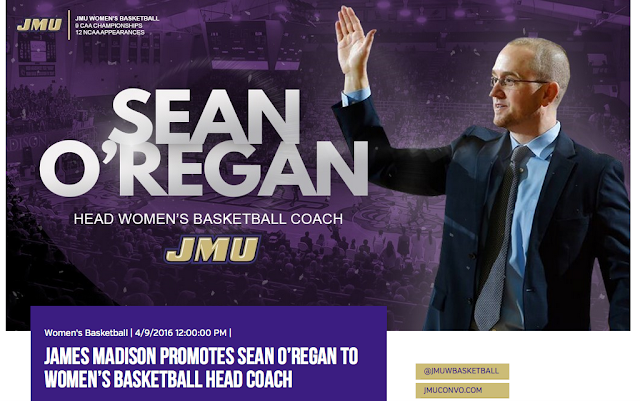 http://jmusports.com/news/2016/4/9/james-madison-promotes-sean-o-regan-to-womens-basketball-head-coach.aspx